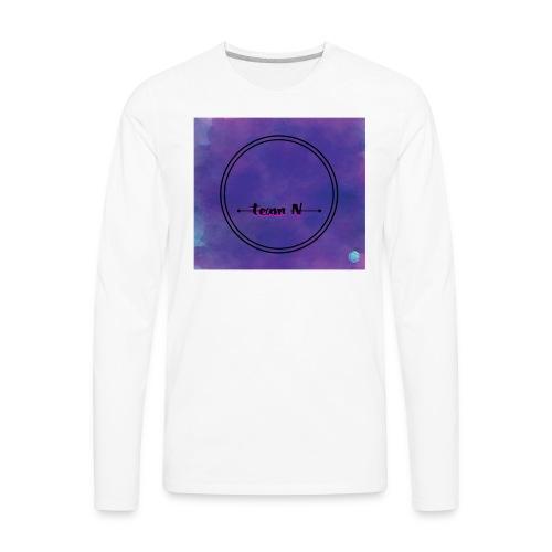 Team n 333900987 - Men's Premium Long Sleeve T-Shirt