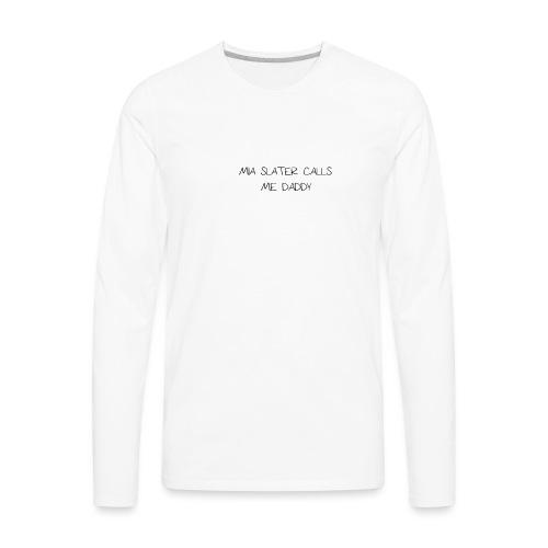 Cancer - Men's Premium Long Sleeve T-Shirt