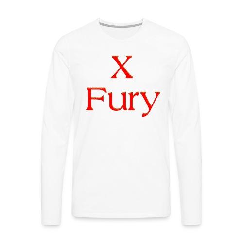 X Fury - Men's Premium Long Sleeve T-Shirt