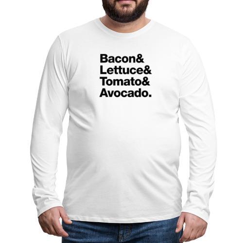 BLTA - Men's Premium Long Sleeve T-Shirt