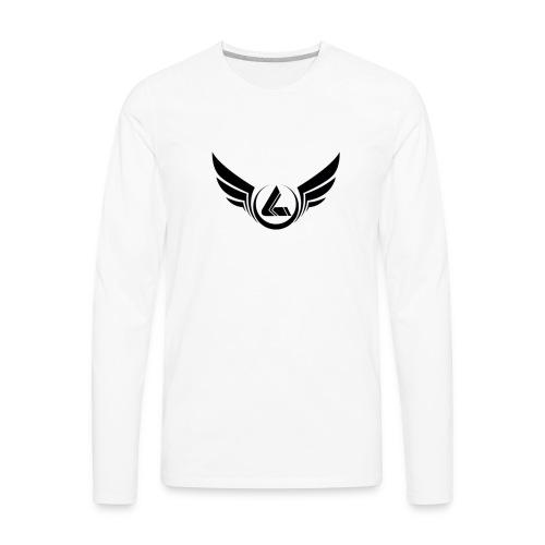 logic sweater - Men's Premium Long Sleeve T-Shirt