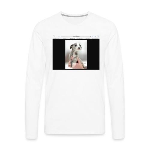 Whippet - Men's Premium Long Sleeve T-Shirt