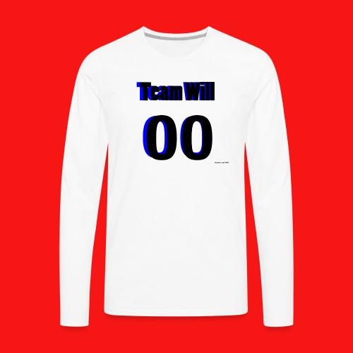 Team Will - Men's Premium Long Sleeve T-Shirt