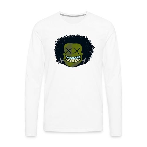 DeadHeadOG_-_messyhead - Men's Premium Long Sleeve T-Shirt