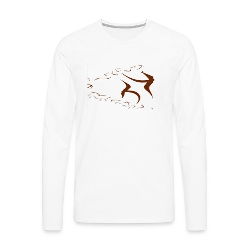 Yer_kalappai - Men's Premium Long Sleeve T-Shirt