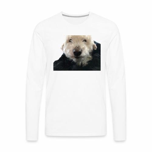 dog - Men's Premium Long Sleeve T-Shirt