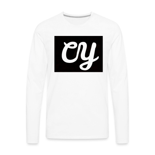 YasdeCaiters Merchandise - Men's Premium Long Sleeve T-Shirt