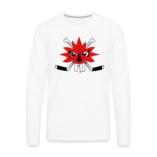 Canadian-Punishment_t-shi - Men's Premium Long Sleeve T-Shirt