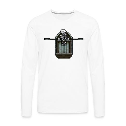 Ghost boat - Men's Premium Long Sleeve T-Shirt
