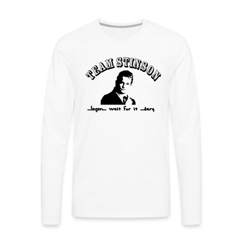 3134862_13873489_team_stinson_orig - Men's Premium Long Sleeve T-Shirt