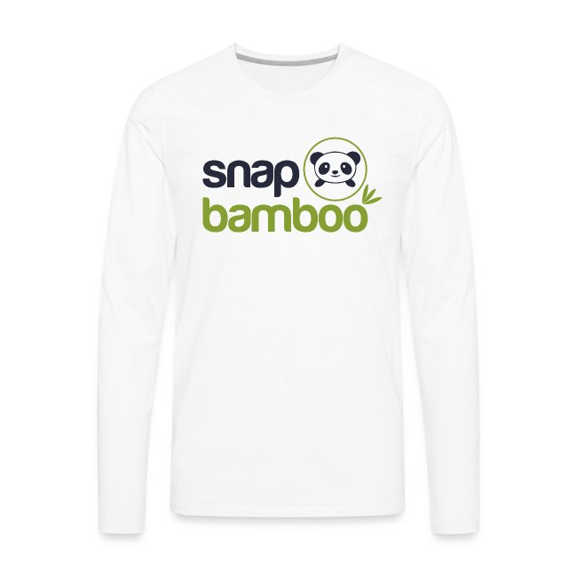 Snap Bamboo Square Logo Branded