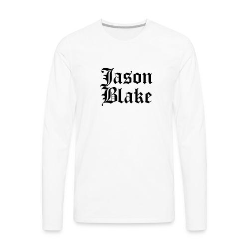 Jason Blake - Men's Premium Long Sleeve T-Shirt
