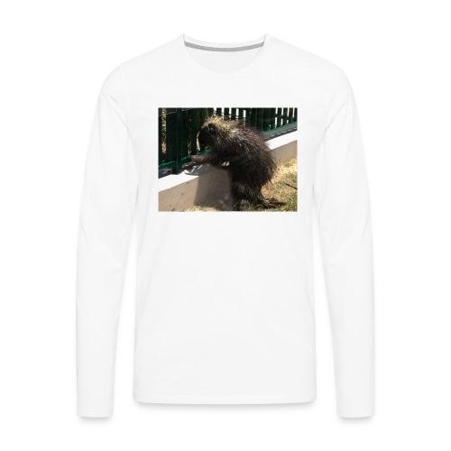3B3A7E87 4560 4186 9A09 1D7372B9C812 - Men's Premium Long Sleeve T-Shirt