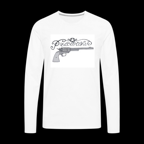 Peacemaker - Men's Premium Long Sleeve T-Shirt