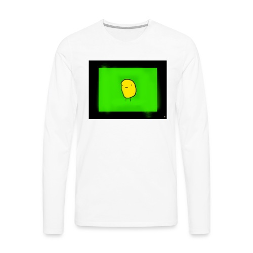 I'm a potato shirt - Men's Premium Long Sleeve T-Shirt