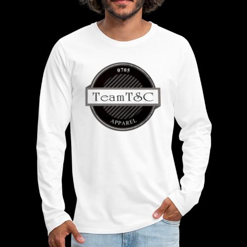 TeamTSC Badge - Men's Premium Long Sleeve T-Shirt