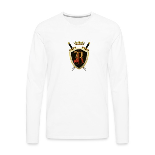 Royal Blood Gaming - Men's Premium Long Sleeve T-Shirt