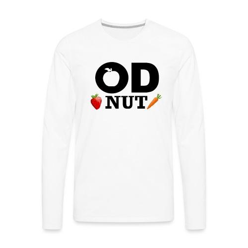 ODNUT - Men's Premium Long Sleeve T-Shirt