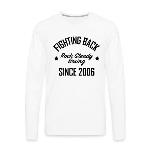 RSB Vintage Stars - Men's Premium Long Sleeve T-Shirt