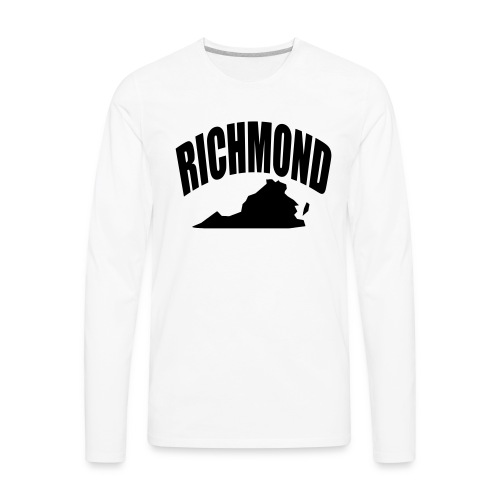 RICHMOND - Men's Premium Long Sleeve T-Shirt