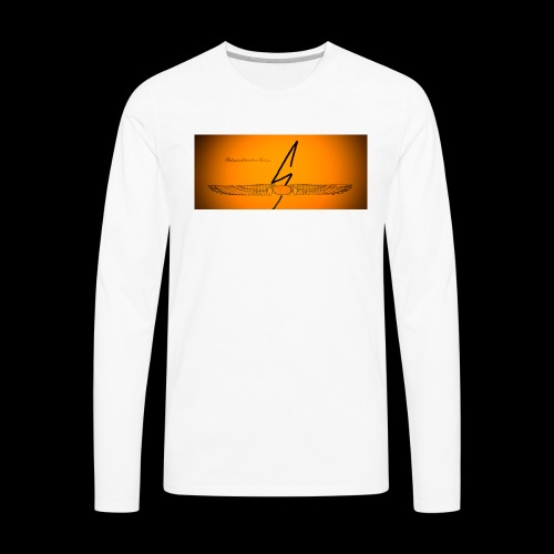 another shade - Men's Premium Long Sleeve T-Shirt