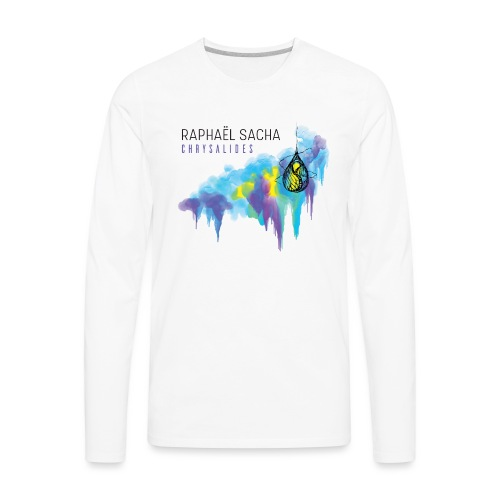 Chrysalides - Raphaël Sacha - Men's Premium Long Sleeve T-Shirt