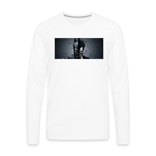 Batman - Men's Premium Long Sleeve T-Shirt