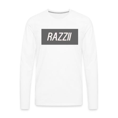 RAZZII - Men's Premium Long Sleeve T-Shirt
