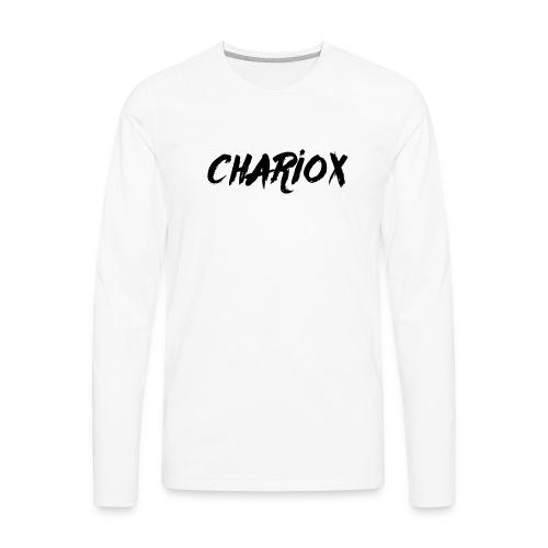 teenager limted adition signiture shirts / hoodie - Men's Premium Long Sleeve T-Shirt