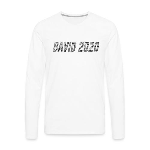 Grey 2020 - Men's Premium Long Sleeve T-Shirt