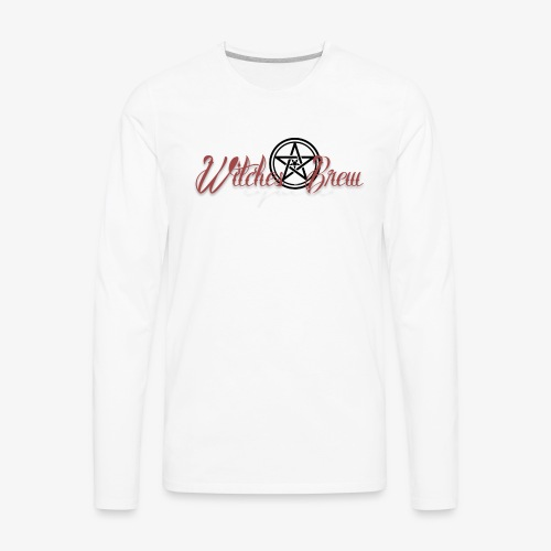 Witches Brew Ejuice - Men's Premium Long Sleeve T-Shirt