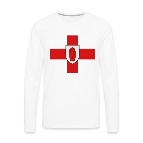 Ulster - Men's Premium Long Sleeve T-Shirt