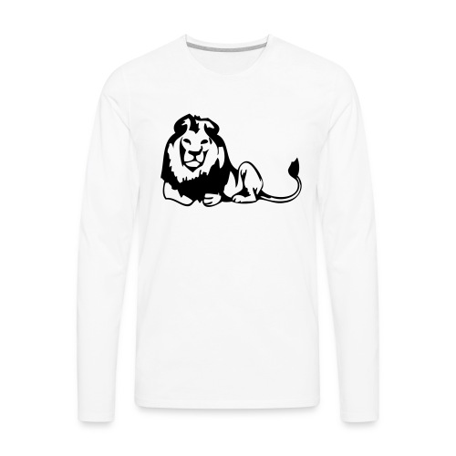 lions - Men's Premium Long Sleeve T-Shirt