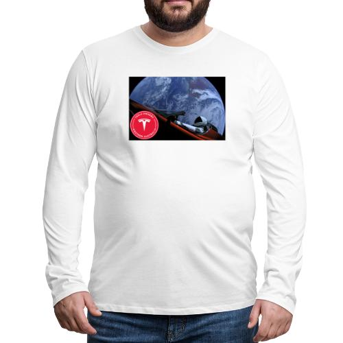 TOCWA Starman over Western Australia - Men's Premium Long Sleeve T-Shirt