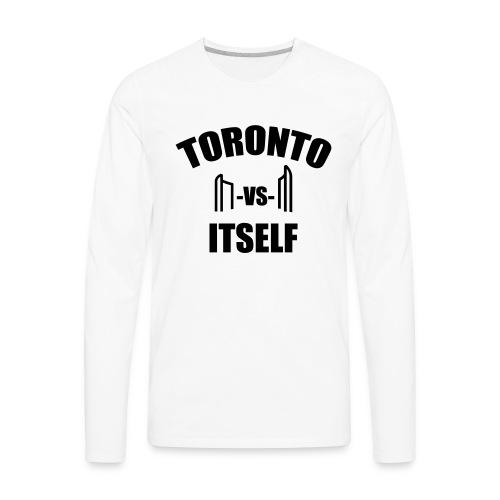 6 Versus 6 - Men's Premium Long Sleeve T-Shirt