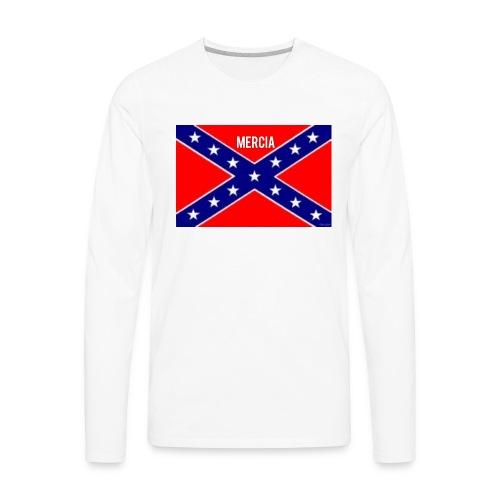 mercia - Men's Premium Long Sleeve T-Shirt