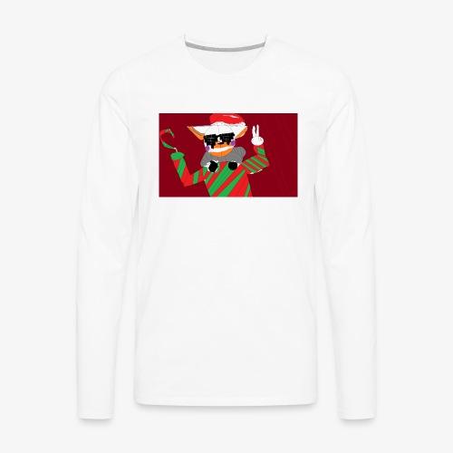 HOILDAY LOLBITGAMING - Men's Premium Long Sleeve T-Shirt