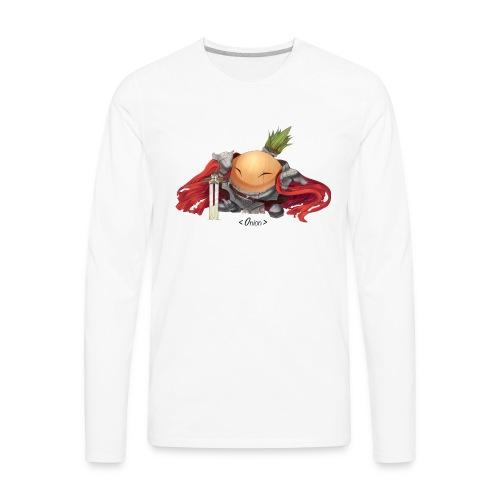 Onion Knights - Women's Pink - Men's Premium Long Sleeve T-Shirt