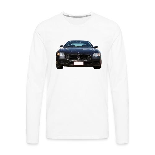 maserati_quattroporte - Men's Premium Long Sleeve T-Shirt