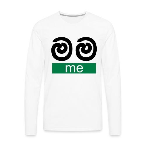 Mama (Me) - Men's Premium Long Sleeve T-Shirt