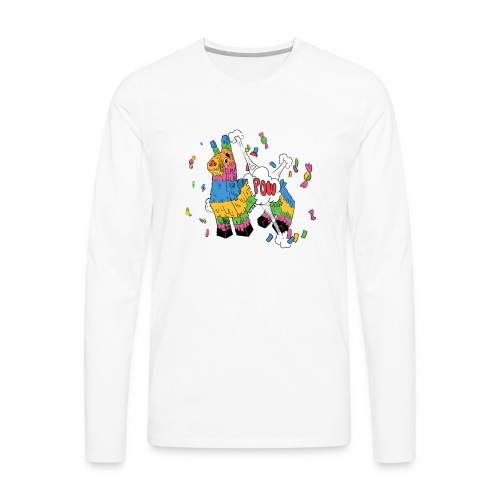 Piniata - Men's Premium Long Sleeve T-Shirt
