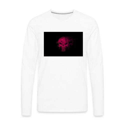 hkar.punisher - Men's Premium Long Sleeve T-Shirt