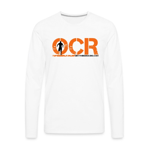 OCR - Obstacle Course Racing - Men's Premium Long Sleeve T-Shirt