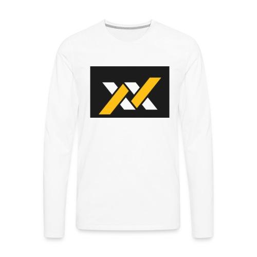Xx gaming - Men's Premium Long Sleeve T-Shirt