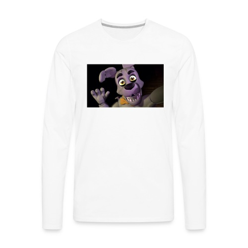 Huskyanimate - Men's Premium Long Sleeve T-Shirt