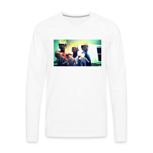 Aviary Photo 131568288063200354 - Men's Premium Long Sleeve T-Shirt
