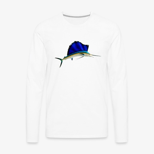 SAILFISH-01 - Men's Premium Long Sleeve T-Shirt