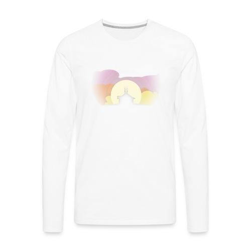 Leuty Sunset - Men's Premium Long Sleeve T-Shirt
