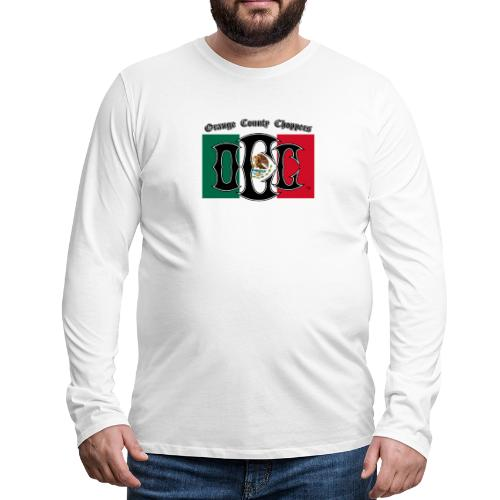OCC Mexico - Men's Premium Long Sleeve T-Shirt