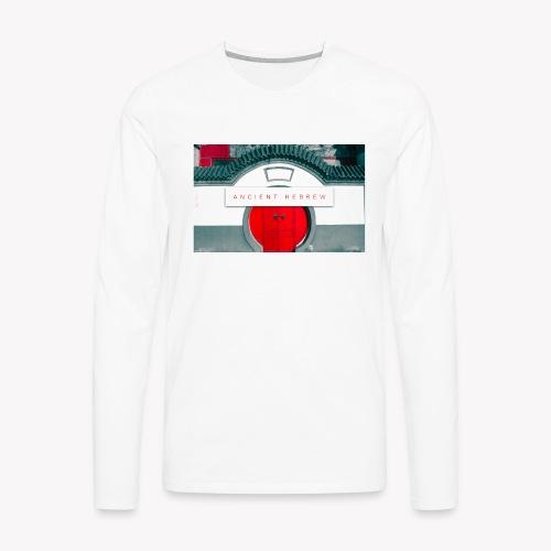 FBF78195 C91F 4FB9 9710 5AC310852CB0 - Men's Premium Long Sleeve T-Shirt